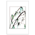 Bamboo Large Poster