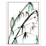 Bamboo Small Poster