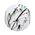 Bamboo Ornament (Round)