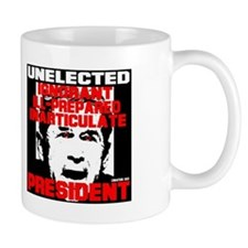Unelected President Mug