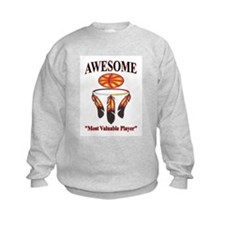 AWESOME-MOST VALUABLE PLAYER Sweatshirt