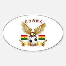 Ghana Football Design Decal