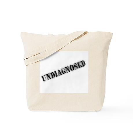 UNDIAGNOSED Tote Bag