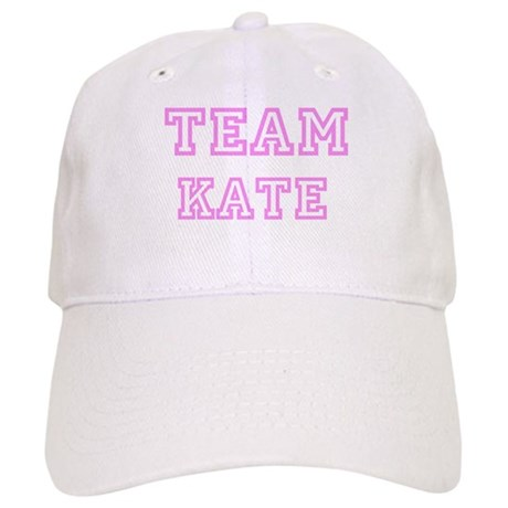 Pink team Kate Cap