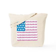 EMS flag Tote Bag