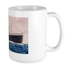 Queen Mary Mug