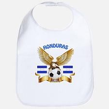 Honduras Football Design Bib