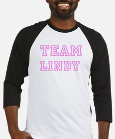 Pink team Lindy Baseball Jersey
