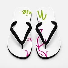 Nannie-cute-stick-girl.png Flip Flops