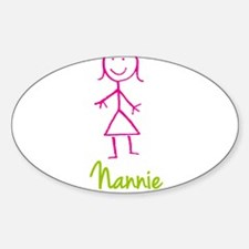 Nannie-cute-stick-girl.png Decal