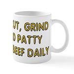 BEEF PATTY Mug