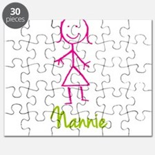 Nannie-cute-stick-girl.png Puzzle