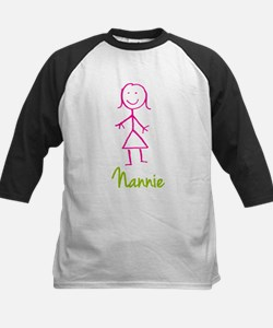 Nannie-cute-stick-girl.png Tee