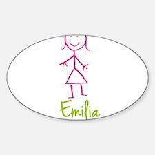 Emilia-cute-stick-girl.png Decal