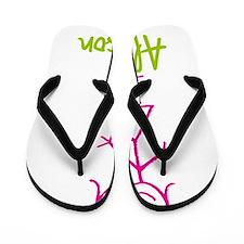Allyson-cute-stick-girl.png Flip Flops