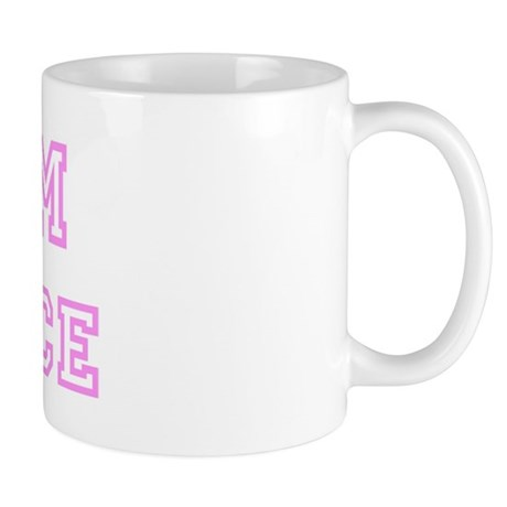 Pink team Patrice Mug