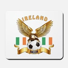 Ireland Football Design Mousepad