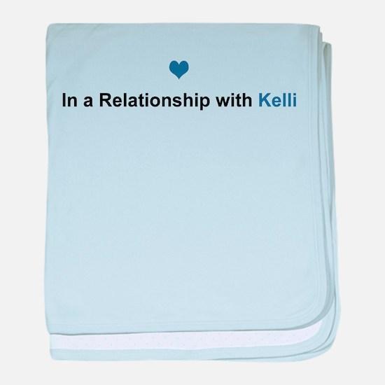 Kelli Relationship baby blanket