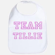 Pink team Tillie Bib