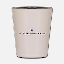 Katie Relationship Shot Glass