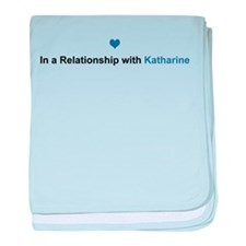 Katharine Relationship baby blanket