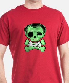 Undead Zombie Red T-Shirt