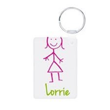 Lorrie-cute-stick-girl.png Keychains