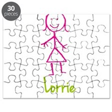 Lorrie-cute-stick-girl.png Puzzle