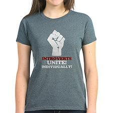 Introverts Unite Tee