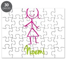 Noemi-cute-stick-girl.png Puzzle