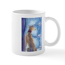 Funny Lurcher dog Mug