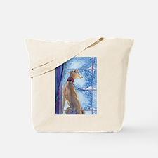 Unique Greyhound Tote Bag