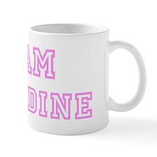Pink team Geraldine Mug