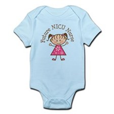 Future NICU Nurse Infant Bodysuit