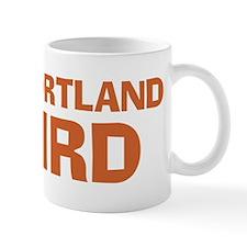 Keep Portland Weird - Orange Mug