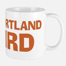 Keep Portland Weird - Orange Mug