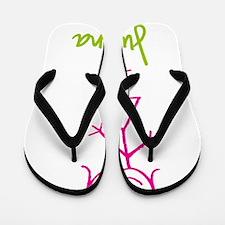Juliana-cute-stick-girl.png Flip Flops