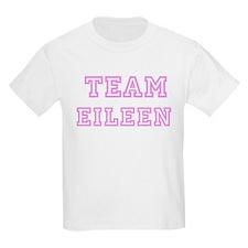 Pink team Eileen Kids T-Shirt