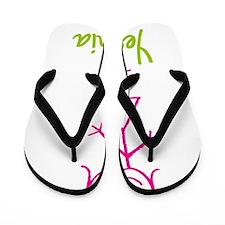 Yesenia-cute-stick-girl.png Flip Flops