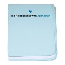 Johnathan Relationship baby blanket