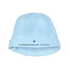 Johnathan Relationship baby hat