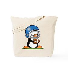 Grid Iron Popo (B) Tote Bag
