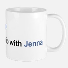 Jenna Relationship Mug