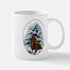Field Spaniel Christmas Mug