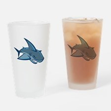 shark Drinking Glass