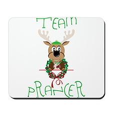 Team Prancer Mousepad