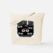 Isabel Blackout Tote Bag