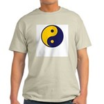 Maize and Blue Ash Grey T-Shirt
