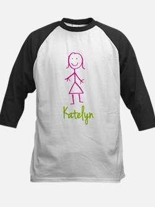 Katelyn-cute-stick-girl.png Tee