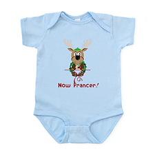 Now Prancer Infant Bodysuit